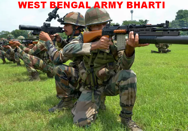 WB-Army-Bharti Online Form Army Rally on 2a usar, oer support, statement charges,